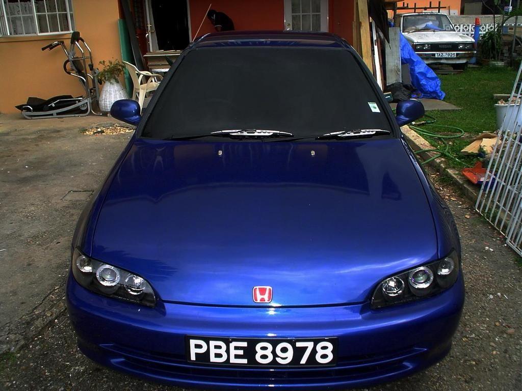 Honda Civic Ferio MX Civic, Honda