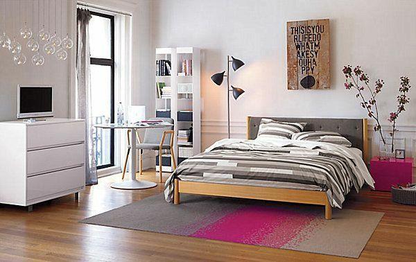 Jugendliches Schlafzimmer modern gestalten | Jugendliche, Gestalten ...