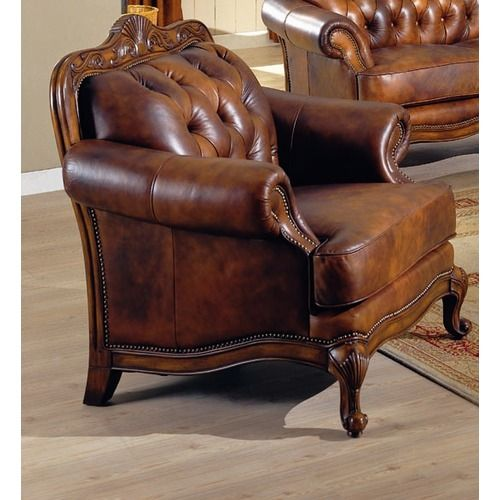 Victoria Collection Chair - Coaster 500683   Club chairs