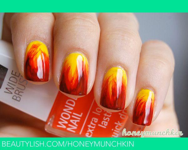 Fire | Emelie J.'s (honeymunchkin) Photo | Beautylish