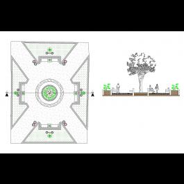 Landscape Design Cad Blocks Panosundaki Pin