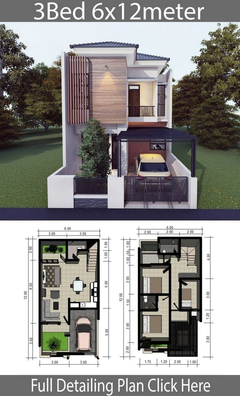 65 The Most Popular Model House Design Trends Section In 2020 Architectural House Plans