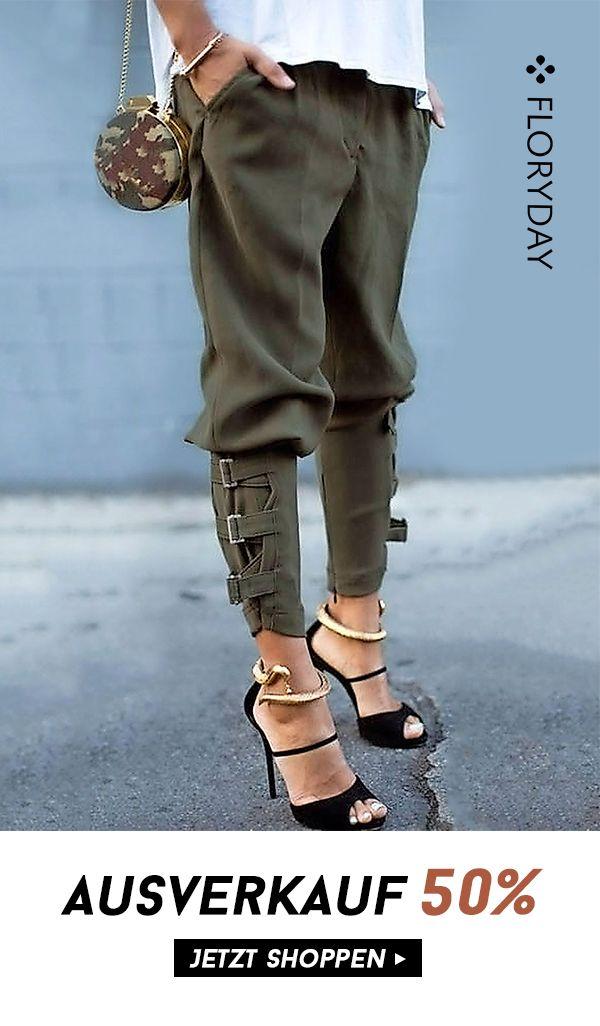 Photo of Pantaloni dritti di grandi dimensioni per donna