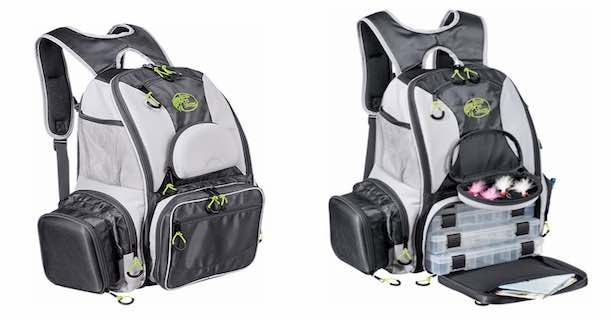 Bass Pro S Backpack Tackle Bag For Only 24 97 Fishing