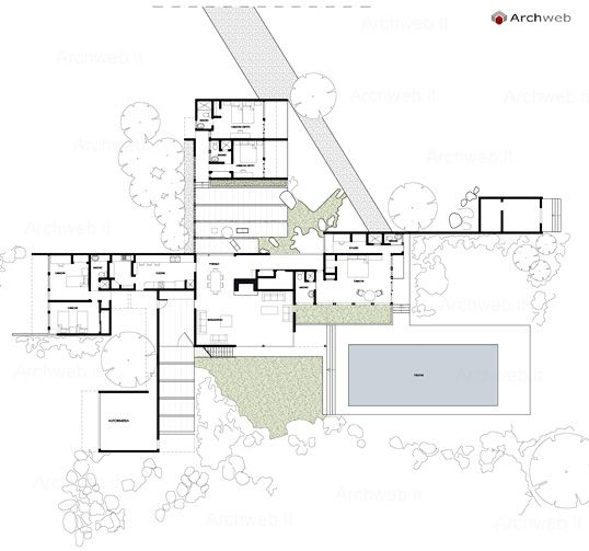 Archweb Casa Kaufmann