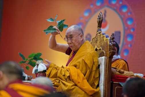 There Will Be Live Webcasts Of His Holiness The Dalai Lama S