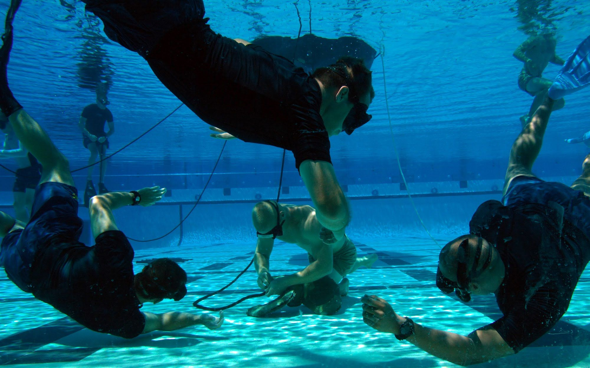 US Navy SEAL | Training Underwater Demolition | Military Special ...