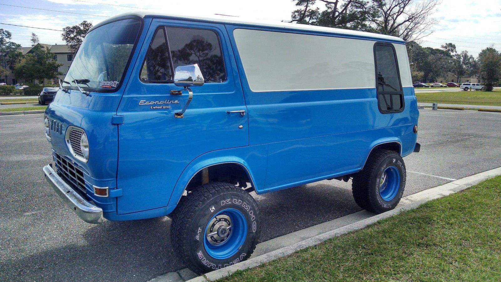 Details About 1967 Ford E-Series Van