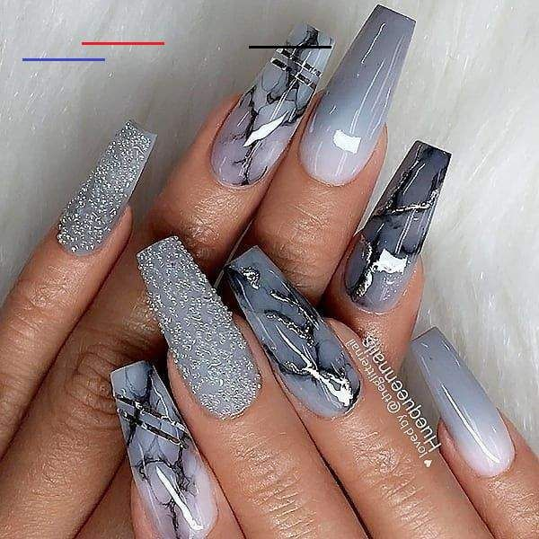 54 Awesome Acrylic Coffin Nails Design Ideas For Fall Page 37 Of 54 Latest Fashion Trends For Woman Glamorous Nails Coffin Nails Designs Coffin Nails Designs Summer
