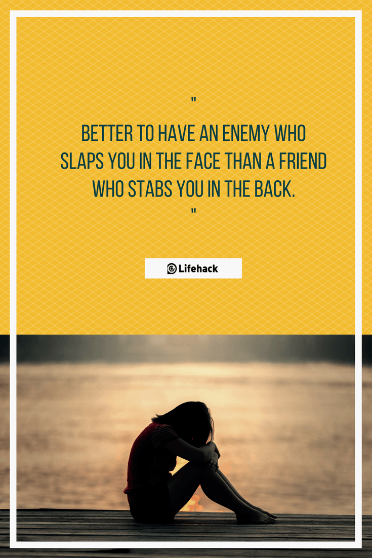 These fake friends quotes will help you treasure the true friends that you have