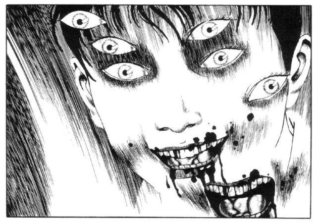 Suehiro Maruo Laughing Vampire