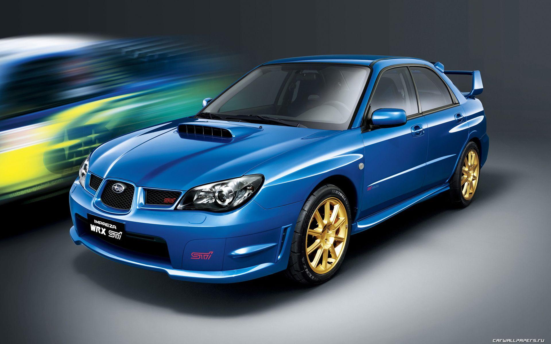 Vehicle · 2005 Subaru Impreza ...