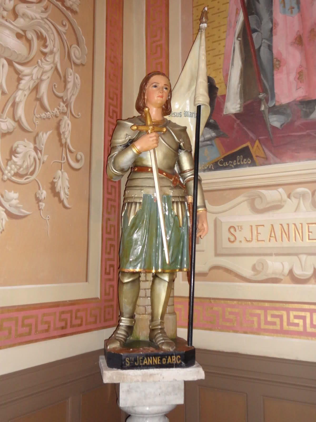 l'église St-Gervais-St-Protais  de Castanet-Tolosan . Midi-Pyrénées