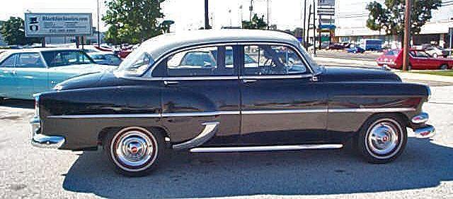 1954 chevy 4 door sedan google search remember when for 1954 chevy 4 door