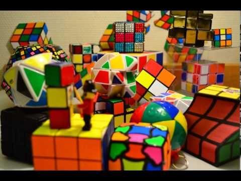Rubik's Cube Harlem Shake