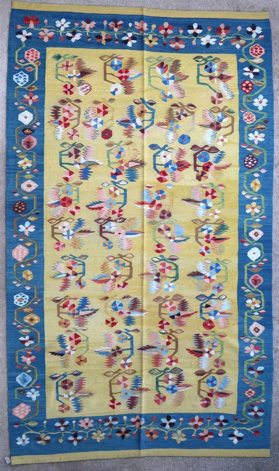 Kilim Paris Antique Bessarabian Kilim 20th Century By Christian Doux