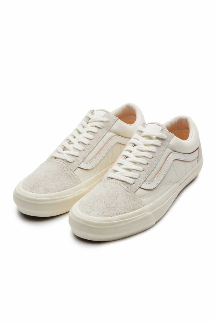 reputable site e40a3 5ff04 Our Legacy x Vans UA Old Skool Pro 92 LX White