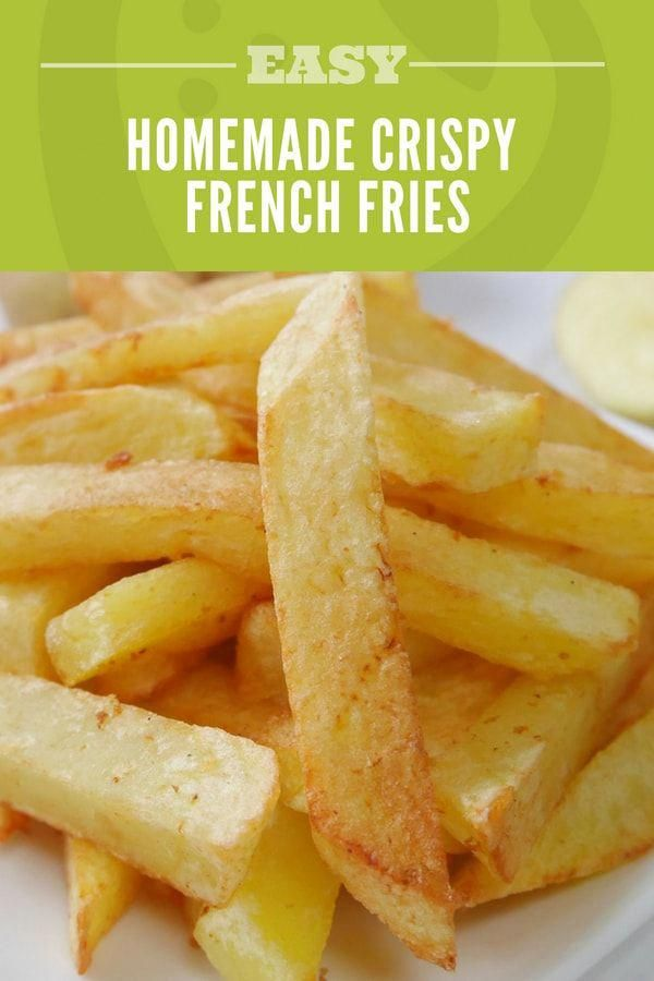 Recipe: Super Crispy Homemade French Fries | Healthy Ideas for KidsFacebookPinterestEmailAddthisFace...