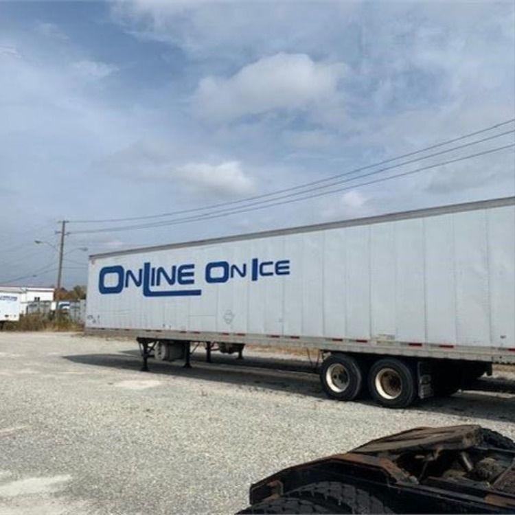 للبيع برادة أمريكية بطول 16 متر و 15 سم براده Wabash الأمريكية بحالة الاستيراد موديل 2005 رقم البراده 111057 للسعر ومواصفات كامل In 2021 Trucks Vehicles Stuff To Buy