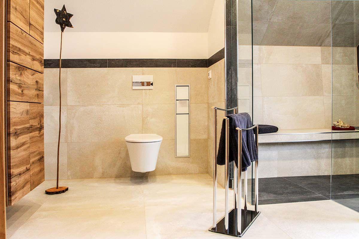 Heimwohl Badezimmer Wc Wandhangend Badezimmer Dusche