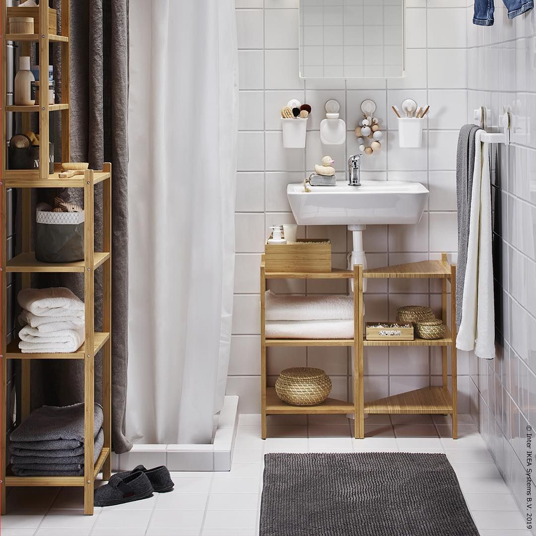 Auch Im Halbschlaf Findest Du Noch Alles Ragrund Meinikea Ikea Interiorinspo Badezimmer Bad Badezi Banyo Duzenleme Ikea Fikirleri Banyo Dekorasyonu