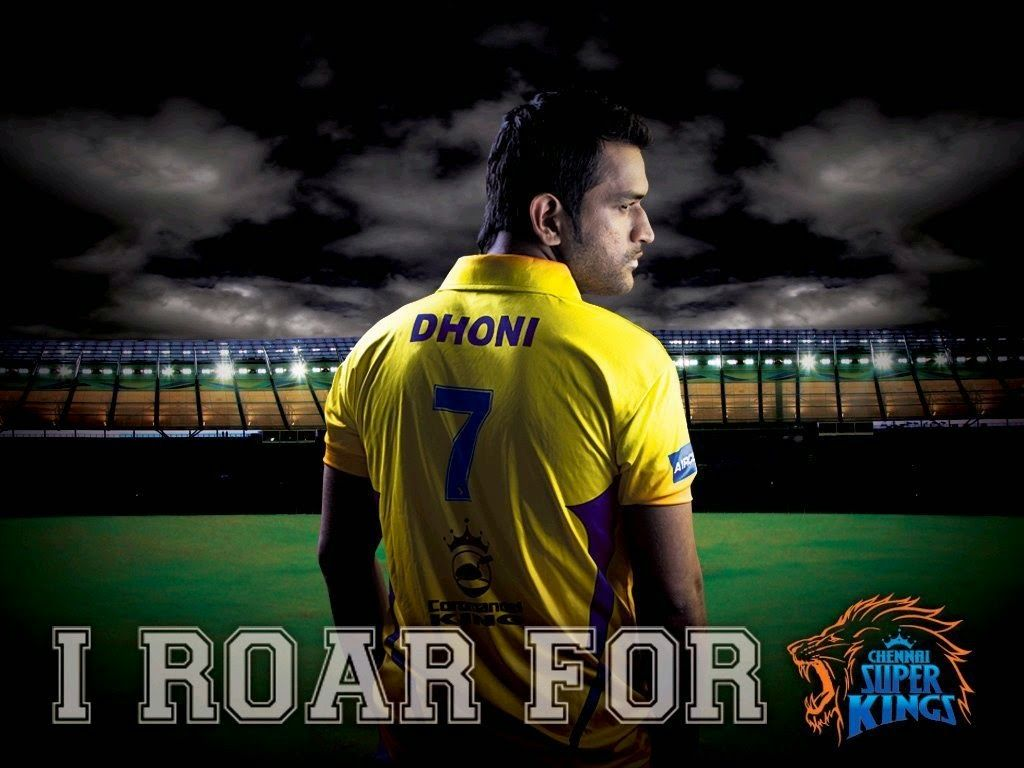 Chennai Super Kings 2015 Ipl Wallpapers Hd Download Free Dhoni Wallpapers Chennai Super Kings Ms Dhoni Wallpapers