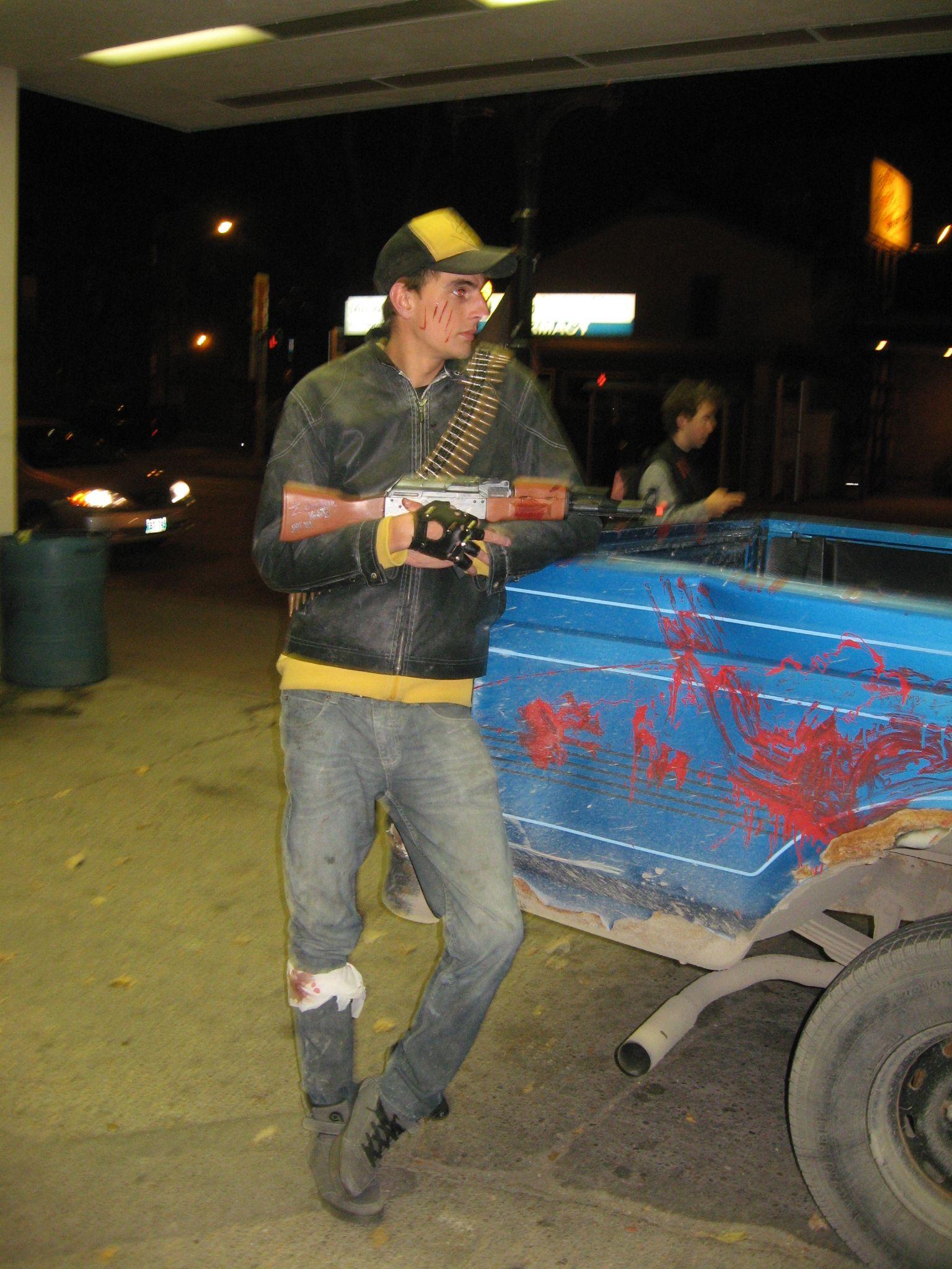 @ the 2012 Winnipeg Zombie Walk