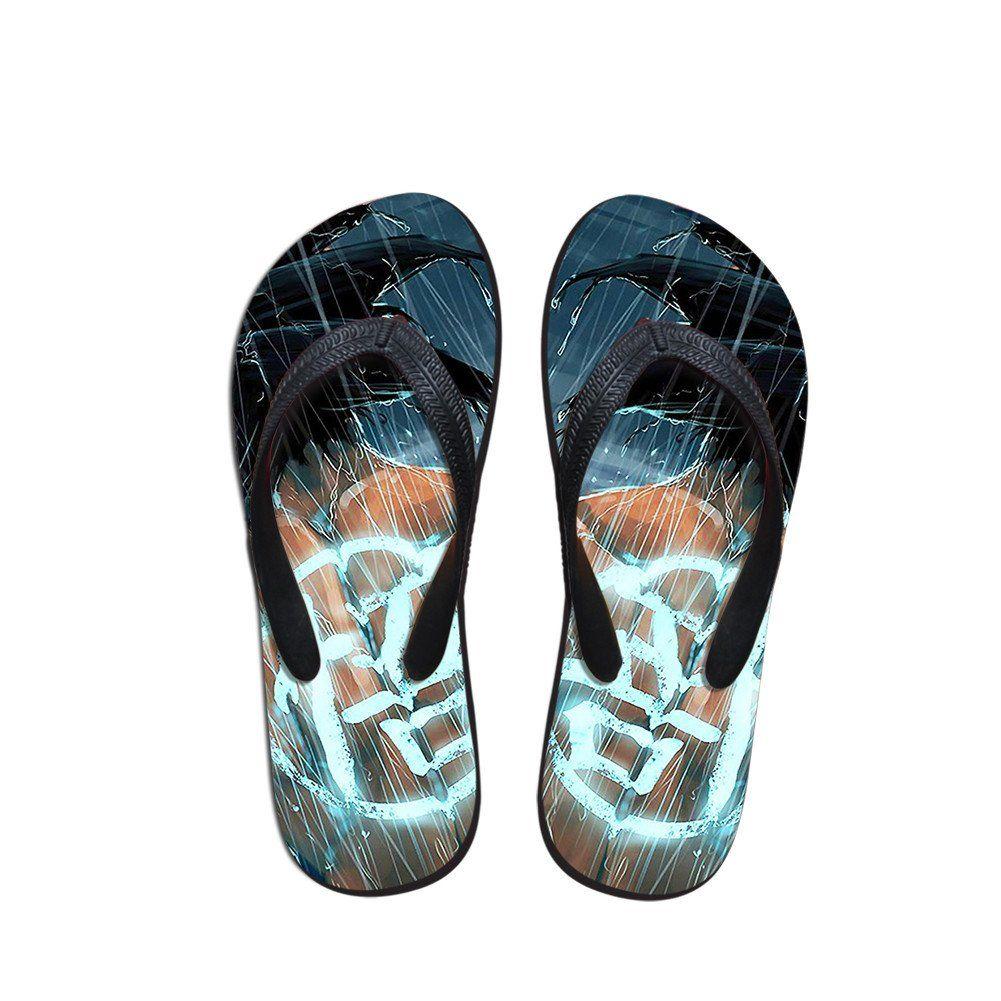 Rain Beach Sandals Flip Flops Shoes