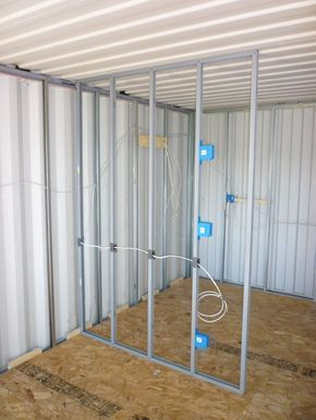How to Build a Shipping Container Cabin I have tried to summarize my construction posts here to make it easier for someone to get an overview of what was done. I consider this a living document and will try to make additions and changes as my cabin progresses. Disclaimer: I am not a professional builder, … #shippingcontainercabin