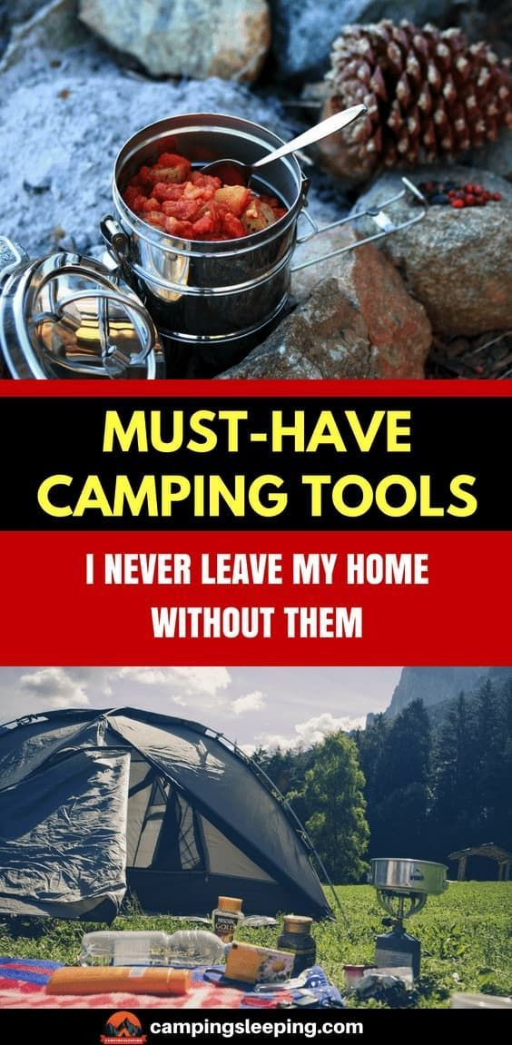 Photo of Must have camping tools