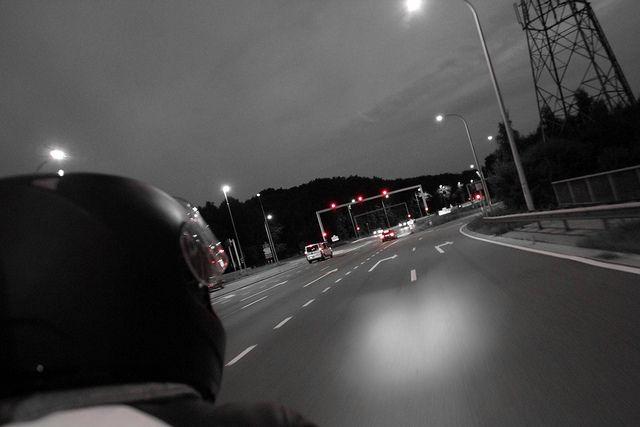 Nightride met Mathijs