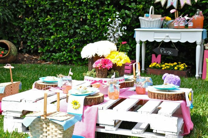 Teddy Bear Picnic Party Planning Ideas Supplies Idea Cake