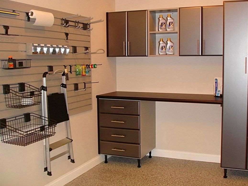 Garage Storage Ideas For Lawn Mower And Lumber Storage Ideas For Garage Tip 11544982 Home Depot Garage Storage Metal Garage Cabinets Garage Cabinets Ikea