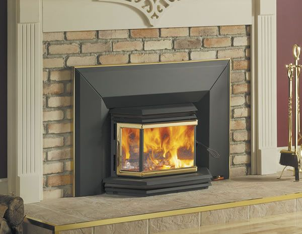 Osburn 1800 Wood Insert with Blower - OB01801 (With images ...