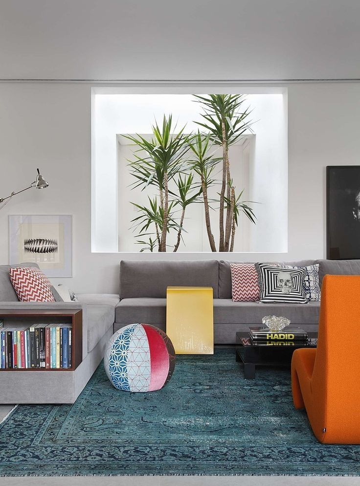 Fw House By Studio Guilherme Torres Modern Furniture Living Room