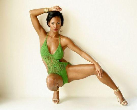 Perfect ebonys Nude Photos 29