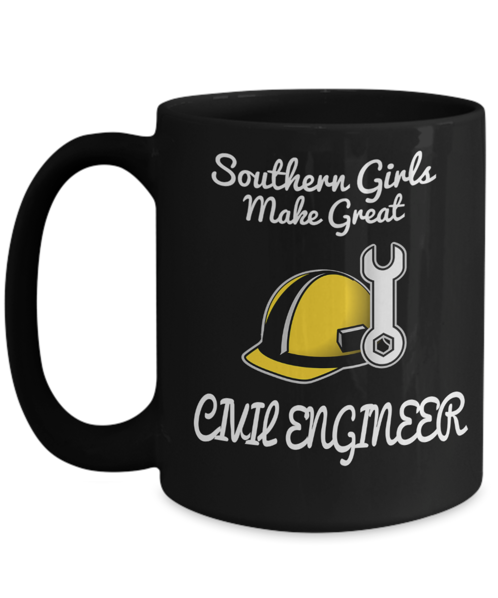 Funny Civil Engineering Gifts 15oz Coffee
