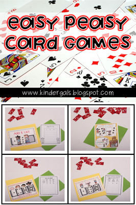 Games to Play With a Deck of Cards Math card games