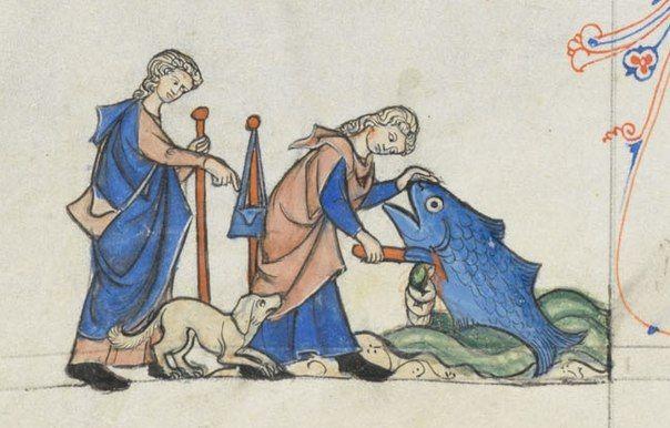 Biblia Porta, France 13th century (Bibliothèque cantonale et universitaire de Lausanne