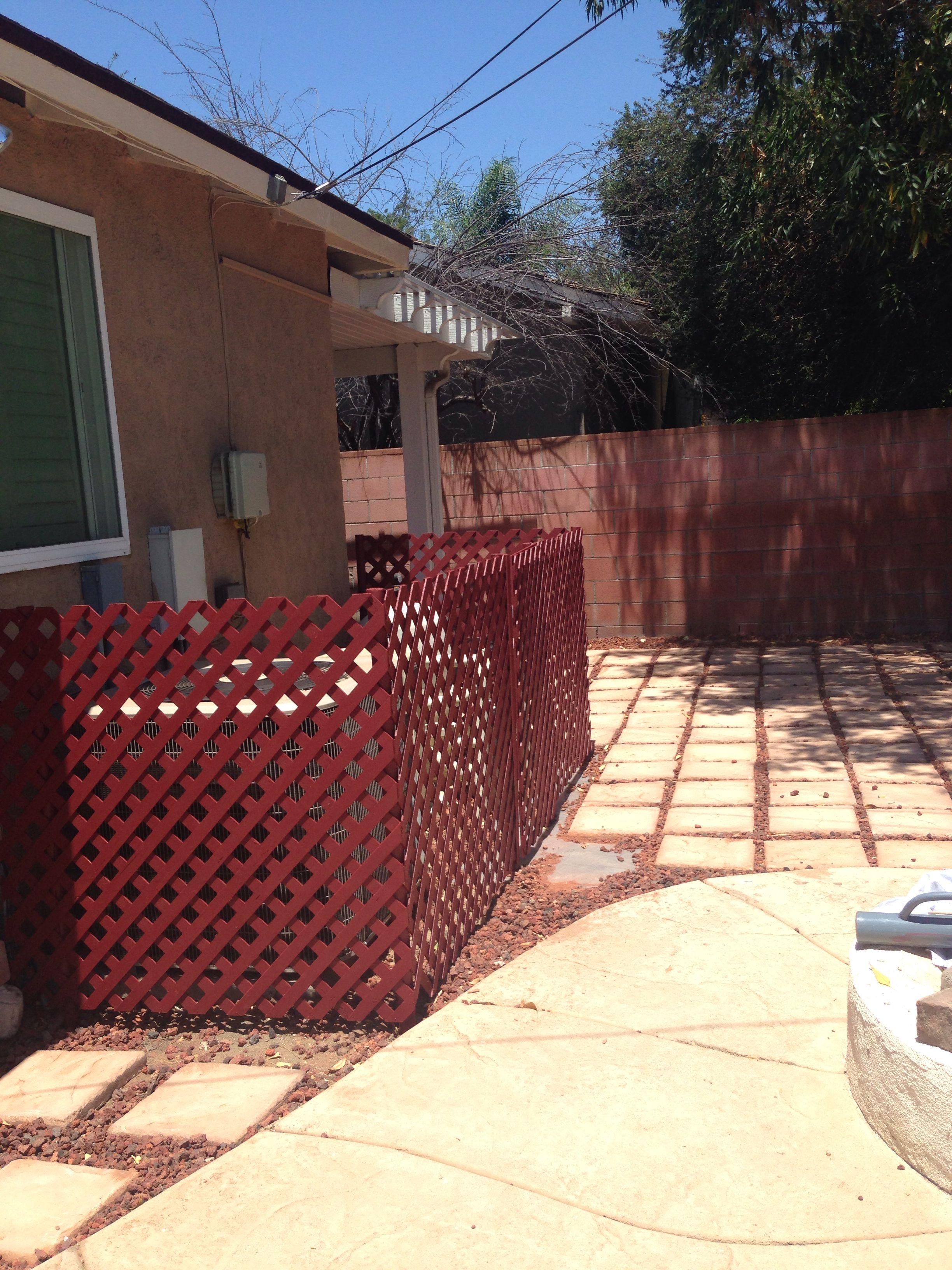 A C Pool Pump Cover Homedepot Project Backyard Pool Backyard Patio