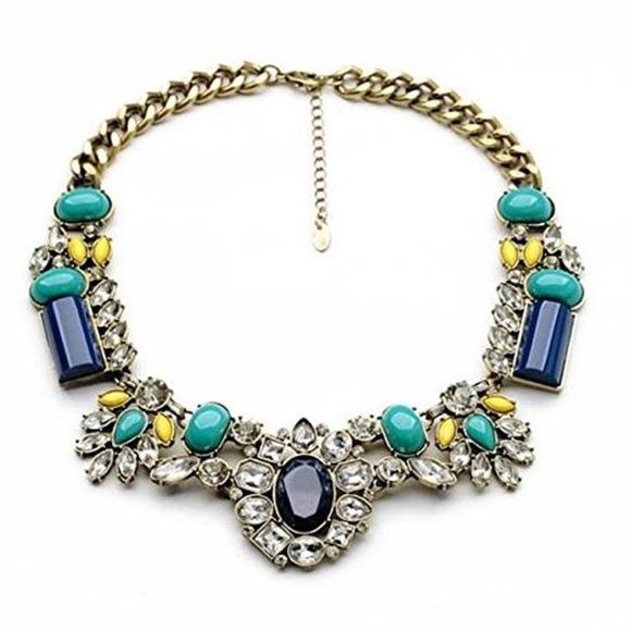 Statement necklace J crew inspired! NWT! Jewelry Necklaces
