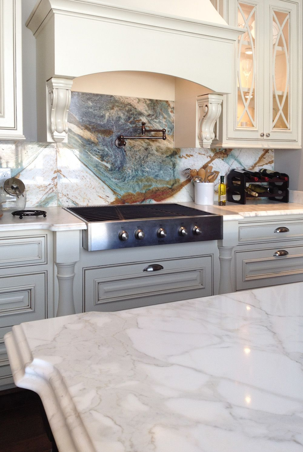 Kitchen Marble Countertops To Use Or Not To Use With Images