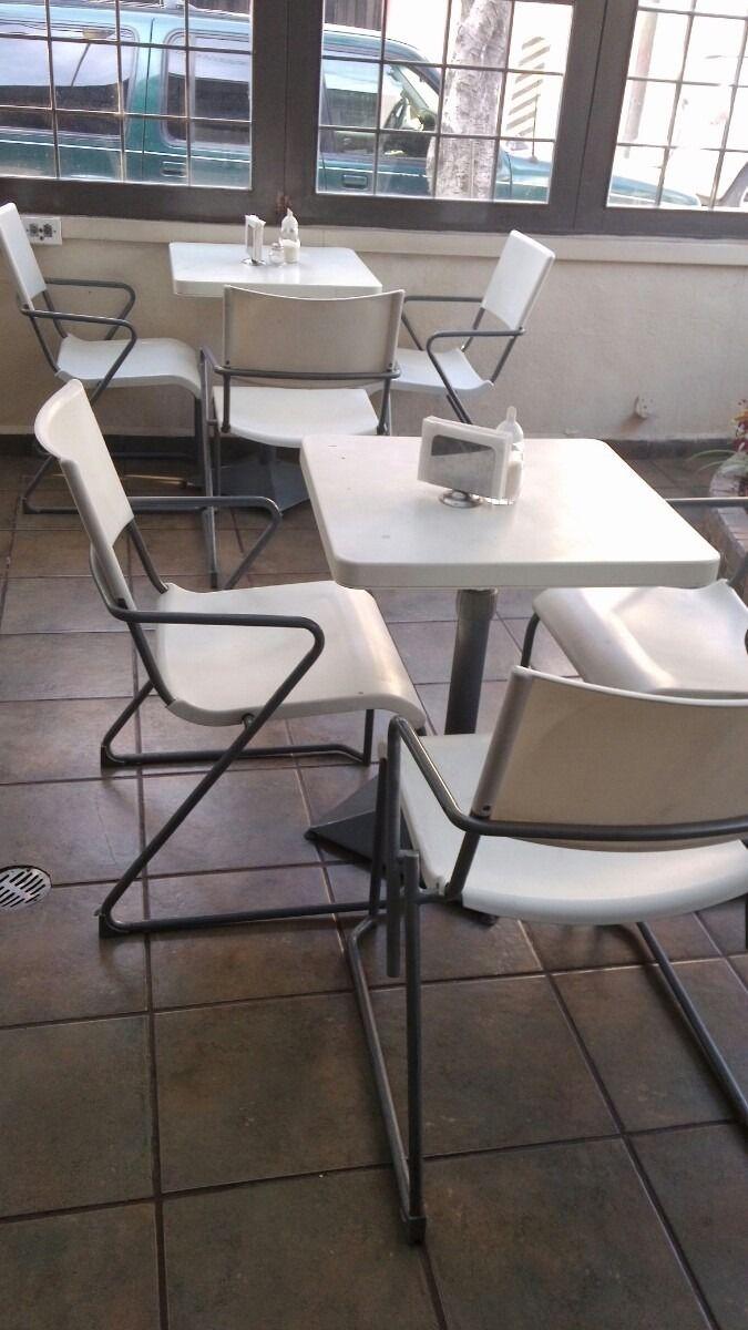 Sillas Lounge Blancas - $ 250.00 en MercadoLibre