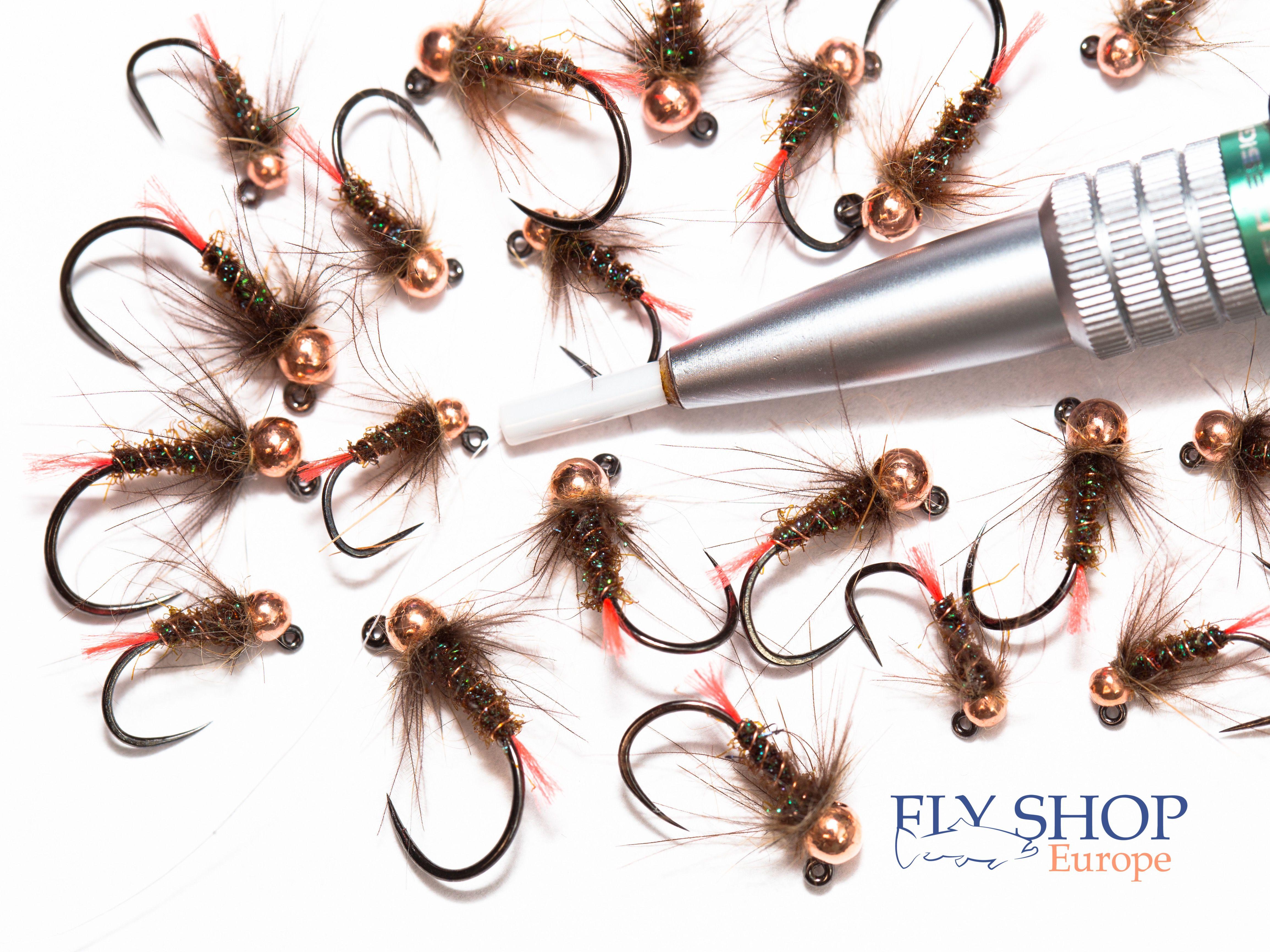 Brown Spectra Nymph | Nymphs | Nymph, Fish, Brown