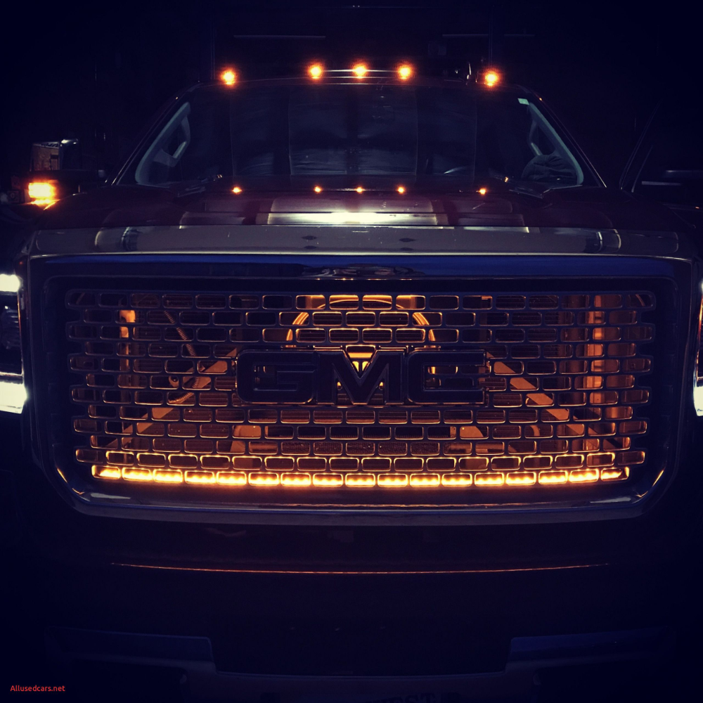09 Chevy Colorado Fresh Gmc Denali With Some Extra Lights In The