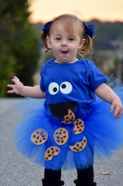 Cookie Monster Birthday Outfit Sesame Street Birthday Outfit Cooki Tutu C Cookie Monster Costume Cookie Monster Halloween Costume Cookie Monster Birthday
