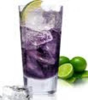 Purple Rain Cocktail Recipe Recipe Purple Rain Drink Purple Drinks Alcohol Purple Drinks