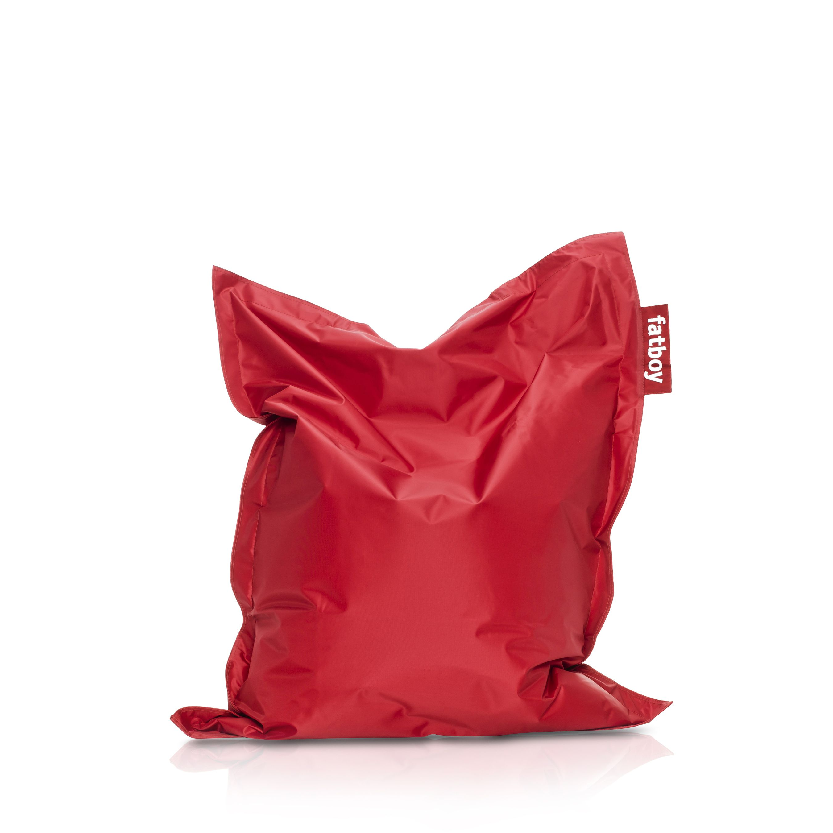 Fatboy Junior, Red Bean bag, Bean bag lounger, Large