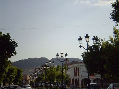 La Sierra del Castellar vigía de mi ciudad (Zafra) desde tiempos remotos