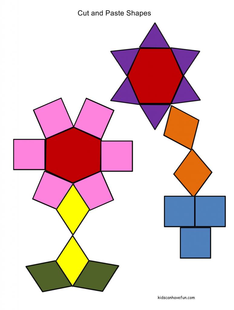 worksheet Cutting Shapes Worksheets For Preschoolers cut and paste kindergarten preschool worksheets worksheets